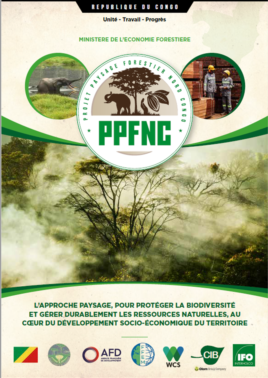 Projet Paysage Forestier Nord Congo