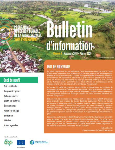 bulletin information SWM