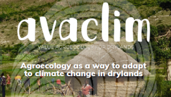 Brochure presenting the Avaclim project